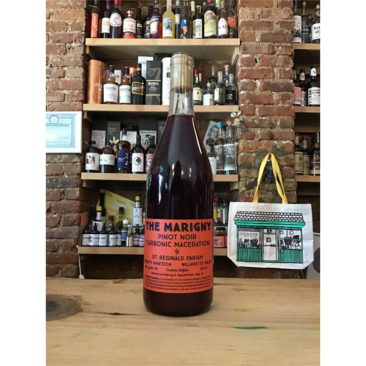 St. Reginald Parish, The Marigny Carbonic Pinot Noir (2019)
