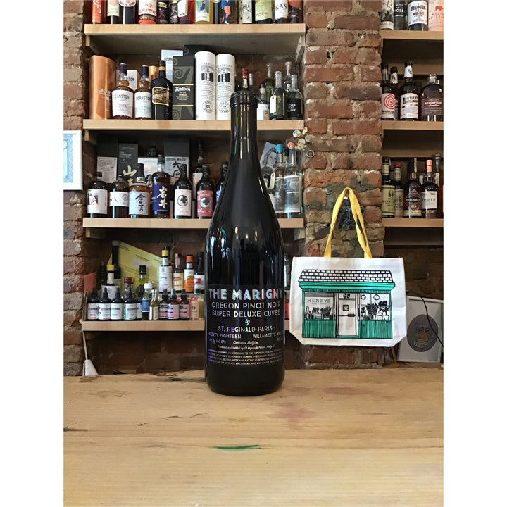St. Reginald Parish, Marigny Super Deluxe Pinot Noir (2018)