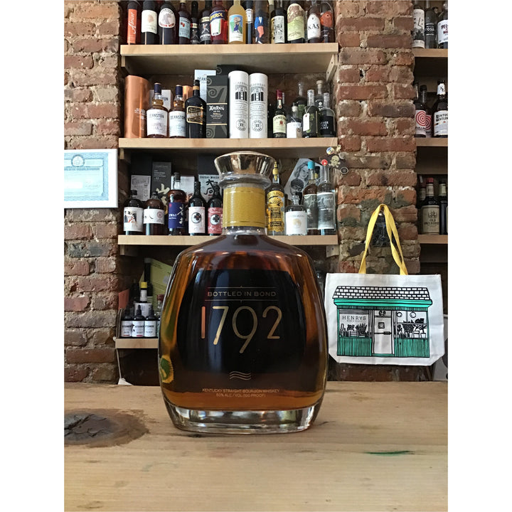 1792, Bottled In Bond Kentucky Bourbon