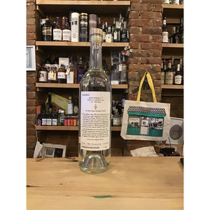 Mezcalero Special Bottling no. 5