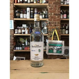Rhum Barbancourt White