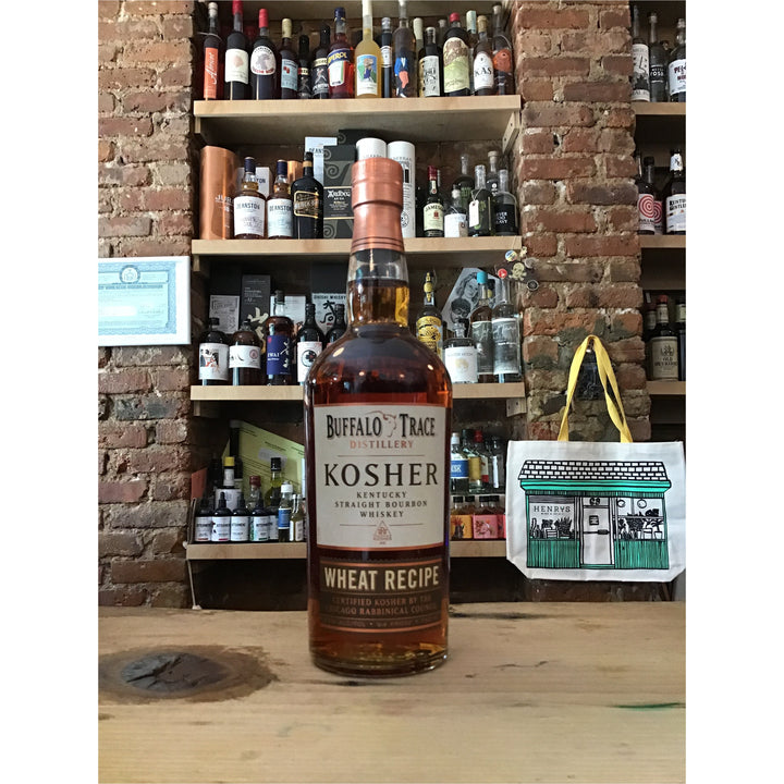 Buffalo Trace, Kosher Wheated Bourbon