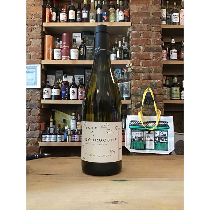 Vincent Dancer, Bourgogne Blanc (2018)