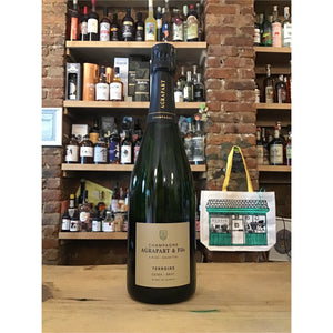 Champagne Agrapart et Fils, Champagne Extra Brut Grand Cru Blanc de Blancs Terroirs (NV)