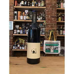 Gentle Folk, Basket Range Merlot (2018)