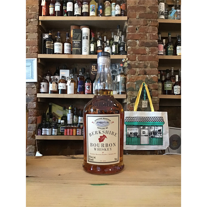 Berkshire Mountain Distillers, Berkshire Bourbon