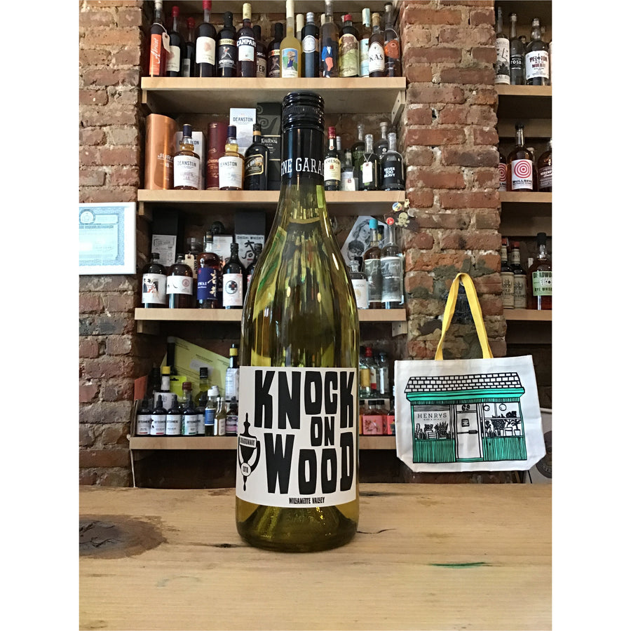 Maison Noir Wines, Knock On Wood Chardonnay Willamette Valley (2018)