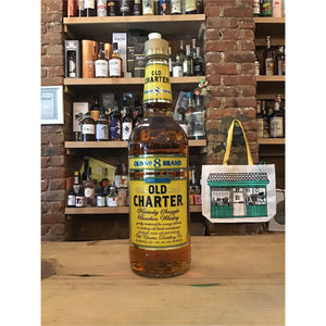 Old Charter, 8 Year Old Kentucky Straight Bourbon Whiskey