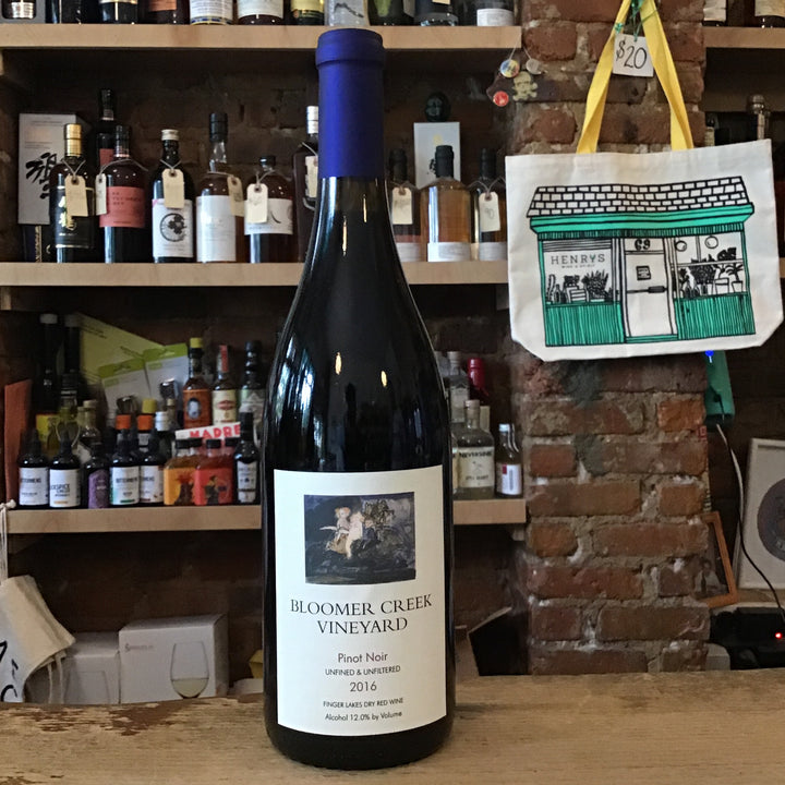 Bloomer Creek Vineyard, Pinot Noir (2016)