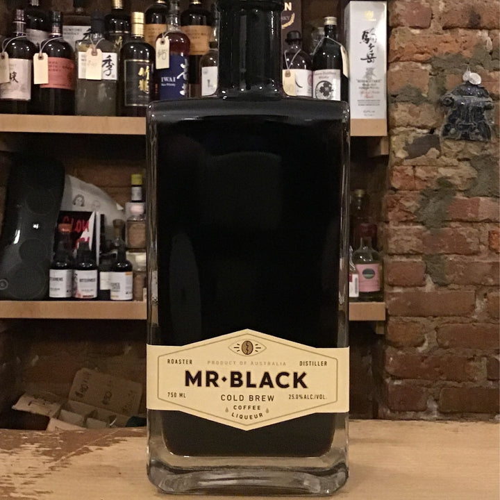 Mr Black, Cold Brew Coffee Liqueur