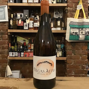 Vegas Altas, Orange Wine (2018)