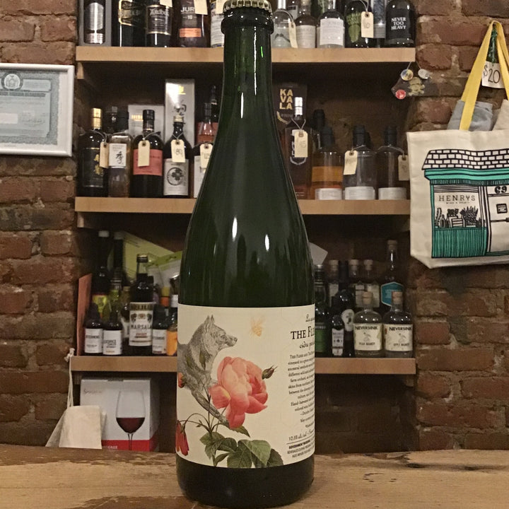 La Garagista, The Flesh and The Bone Sparkling Cider (2018)