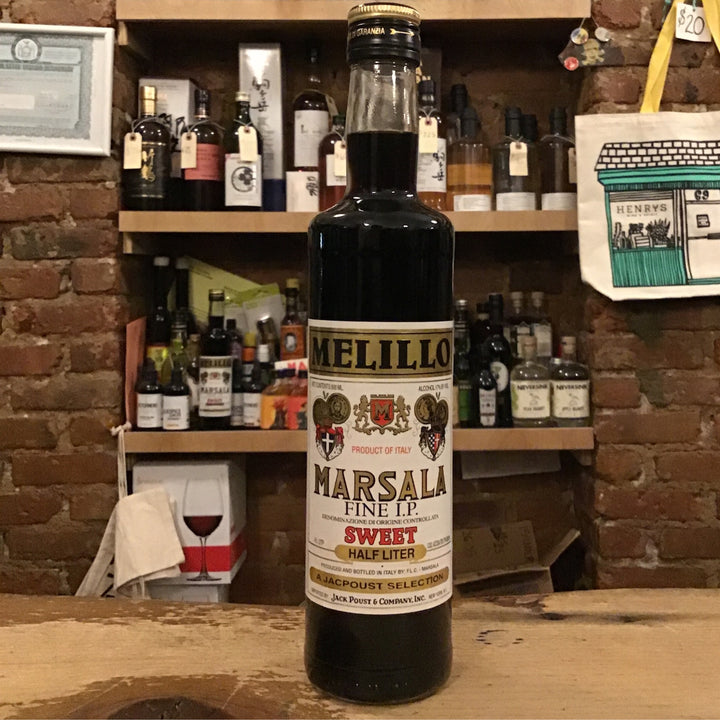 Melillo Marsala 500ml