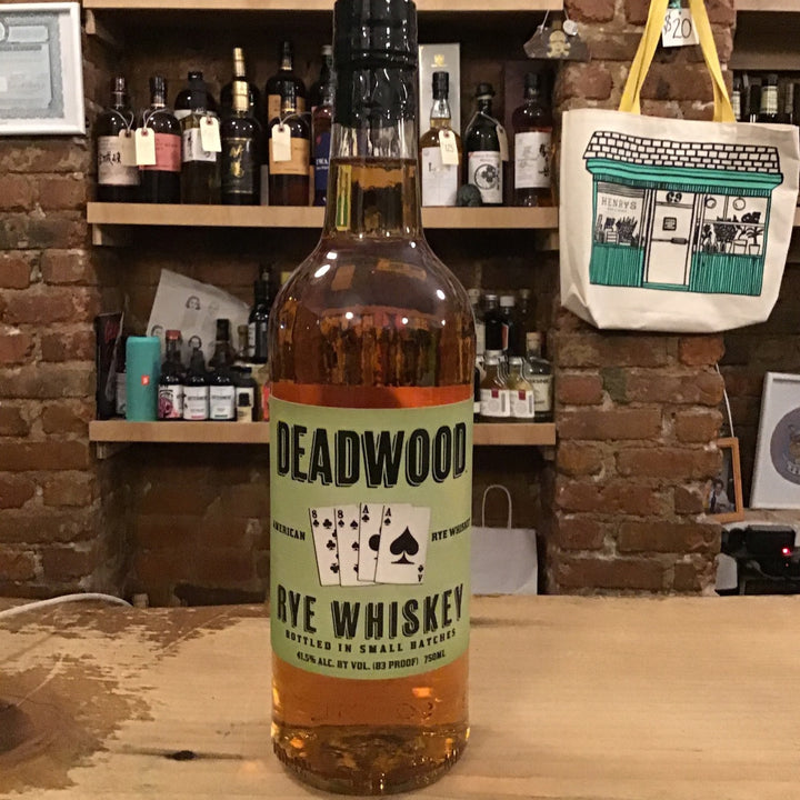 Deadwood Rye Whiskey (1L)