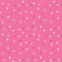 J Is For Jeep Brand Stars Pink In Flannel
