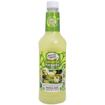 Master of Mixes Margarita Cocktail Mixer 1 ltr