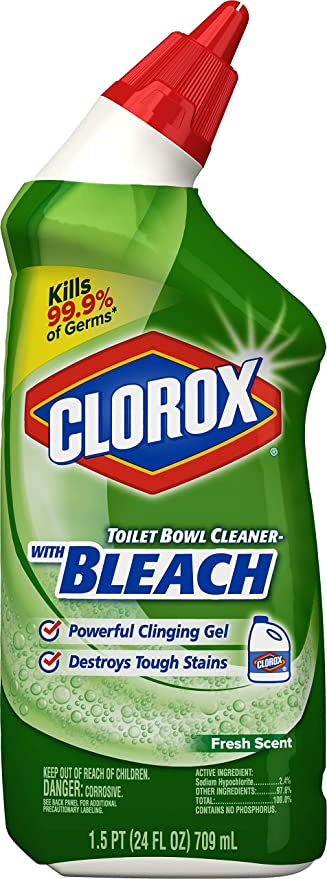 Clorox Toiletbowl Cleaner Fresh Scent 24oz