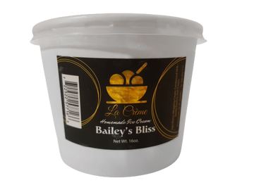 La Creme Bailey's Bliss Ice Cream 16oz