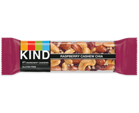 Kind Raspberry, Cashew & Chia Bars 1.4 oz.
