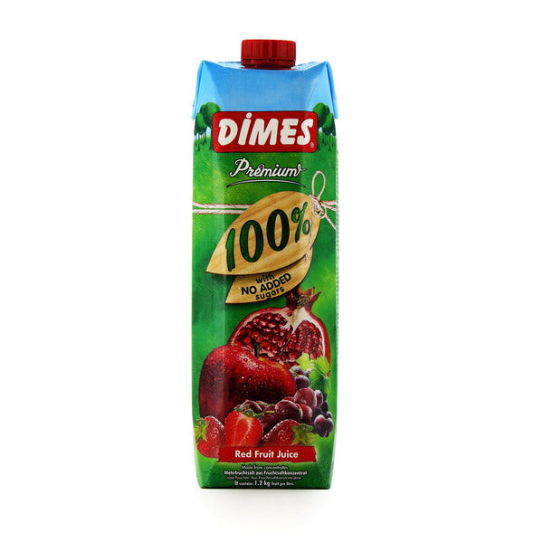 Dimes 100% Red Fruits Juice 1L