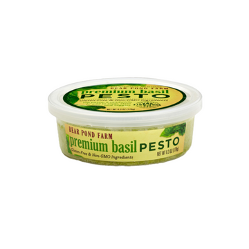 Bear Pond Farm Basil Pesto 6.3oz