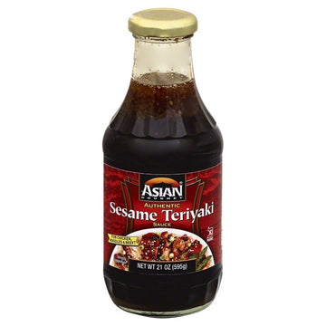 Asian Gourmet Sesame Teriyaki Marinade 21oz