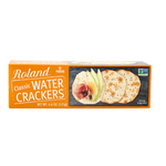 Roland Classic Water Crackers 4.4 oz