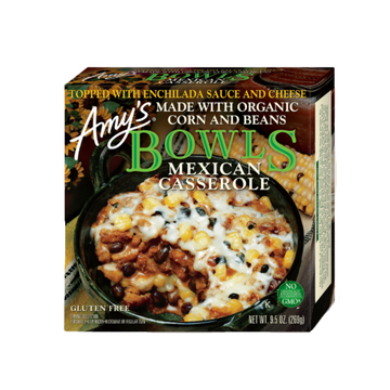 Amy's Mexican Casserole Bowl 9.5 oz