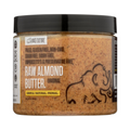 Base Culture Raw Almond Butter 16 oz