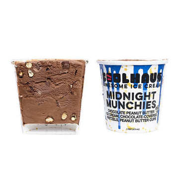 Coolhaus Midnight Munchies Icecream