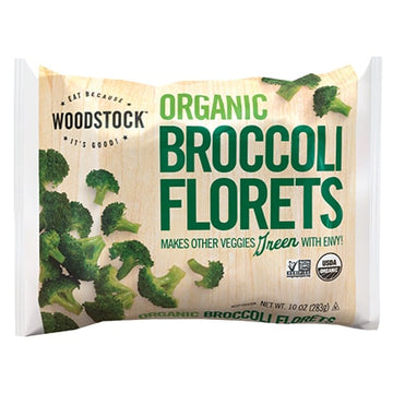 Woodstock Broccoli Florets 10 oz.