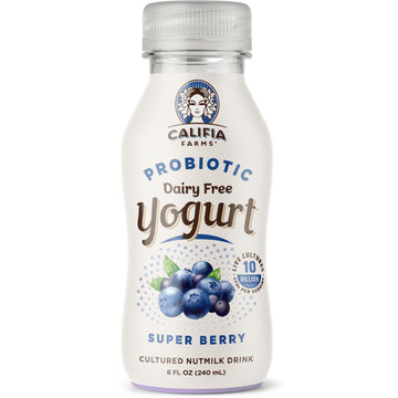 Califia Super Berry Yogurt Drink 8 fl. oz.
