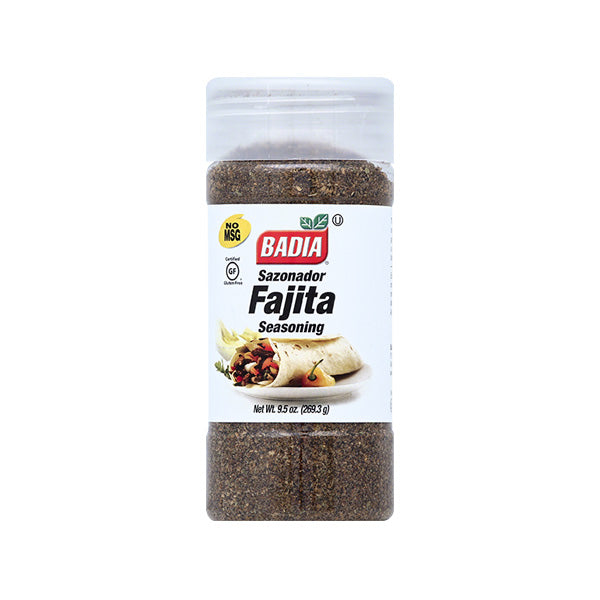 Badia Fajita Seasoning 9.5oz