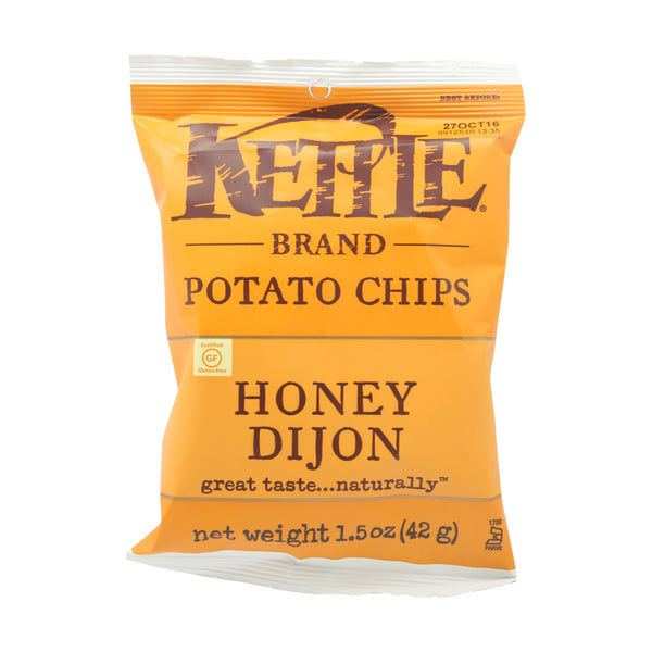 Kettle Brand Honey Dijon 1.5oz