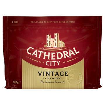 Cathedral City Vintage Cheddar 200g
