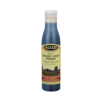 Alessi Italian Asian Fusion Balsamic Reduction w/Ponzu 8.5 fl. oz.