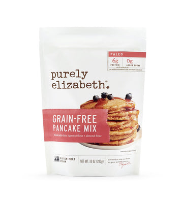 Purely Elizabeth Grain Free Pancake Mix 10 oz
