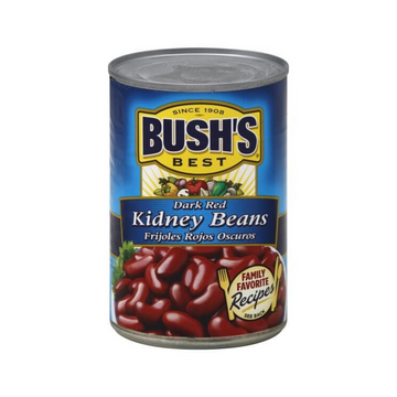 Bushs Dark Red Kidney Beans 16 oz