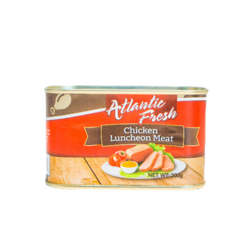 Atlantic Fresh Chicken Luncheon Meat 200g