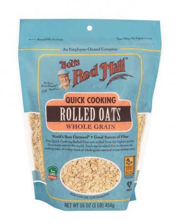 Bob's Quick Cooking Rolled Oats