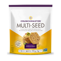 Crunchmaster Original Multiseed Crackers 4oz