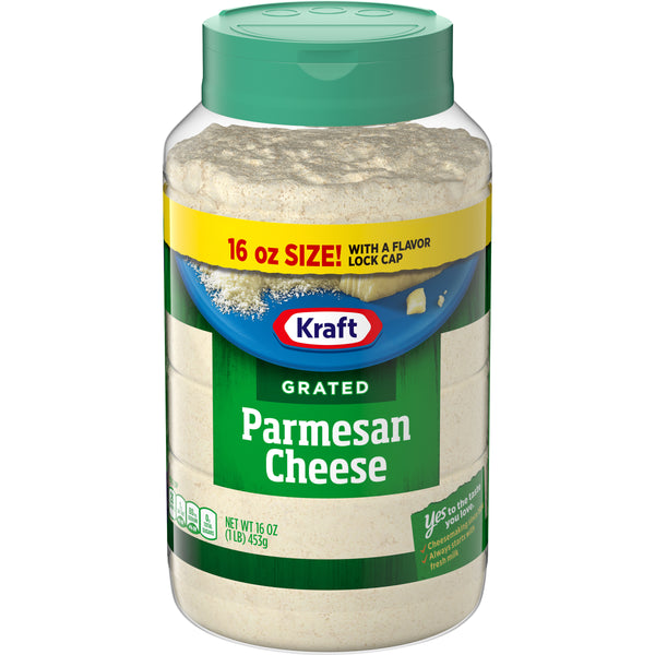 Kraft Grated Parmesan 16 oz