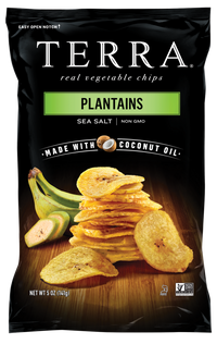 Terra Plantain Sea Salt Chips 5 oz