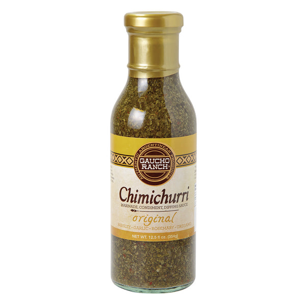Gaucho Ranch Chimichurri Marinade 12.5 fl. oz
