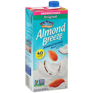 Blue Diamond Original Coconut Almond Milk