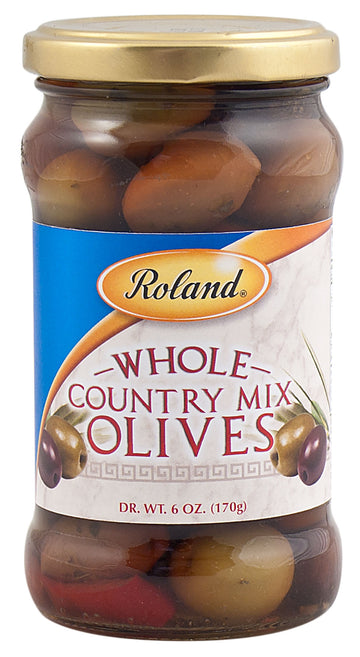 Roland Greek Country Olive Mix 10.5oz