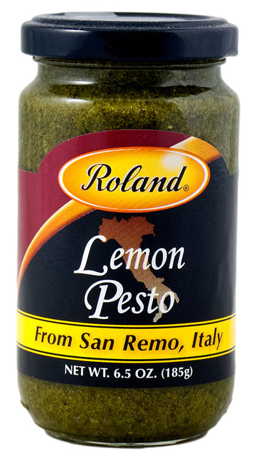 Roland Lemon Pesto W/Olive Oil 185g