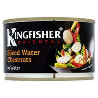 Kingfisher  Water Chestnuts in Water 225g