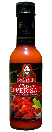 Baron Classic Pepper Sauce 155ml