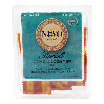 Nuovo Crab & Lobster Ravioli 9oz